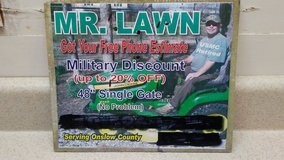 MR LAWN in Camp Lejeune, North Carolina