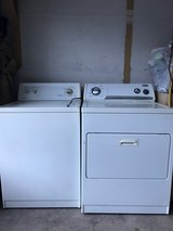Washer/Dryer Set in Fort Carson, Colorado