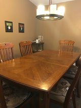 Dining Table with Chairs in Fort Carson, Colorado