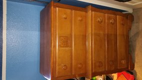 5 drawer dresser in Vacaville, California