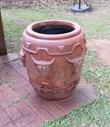 Planters (2) in Coldspring, Texas