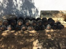 Dumbbells 45LBs to 90 LBs in Yucca Valley, California
