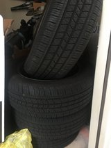 4 Honda Civic tires like new in Columbus, Georgia