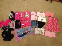20 Items size 4T Girls Clothes in Bartlett, Illinois