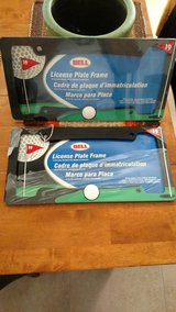 Golf License Plate Frames New in 29 Palms, California