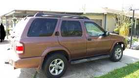 2003 NISSAN PATHFINDER RWD in Baytown, Texas