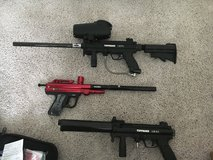 Paintball guns set of 3 in Travis AFB, California