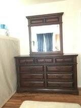 Dresser with mirror in Colorado Springs, Colorado