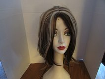 Wig with white in it in Naperville, Illinois