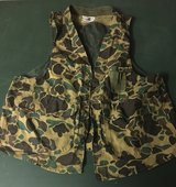 Woodland Hunting Vest Size Large in 29 Palms, California