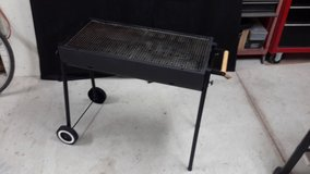 "Japanese Charcoal Grill 30""H x 32""W x 16""D in Okinawa, Japan"