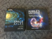 Set of 2 Space Books in Okinawa, Japan
