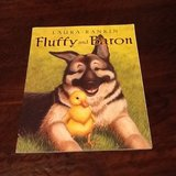 Fluffy and Baron Book in Spangdahlem, Germany