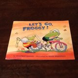 Let's Go, Froggy Book in Spangdahlem, Germany