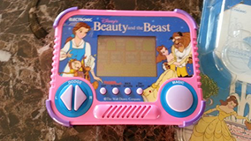 Beauty and the Beast Vintage Tiger Electronic Game in Okinawa, Japan