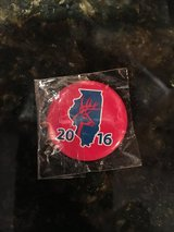 2016 Illinois Deer Harvest Pin in Naperville, Illinois