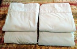 2 Sets of White Twin Sheets in Wilmington, North Carolina