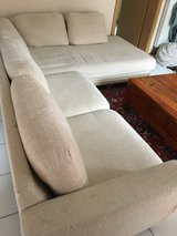 Free sectional couch -PPU in Ramstein, Germany