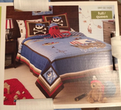 Pirate Bed quilt- full size by Circo-Target in St. Charles, Illinois