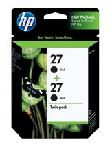HP 27 Black Ink Cartridge Twin Pack in Sacramento, California