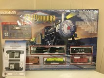 Bachman Ho scale electric train set in Elgin, Illinois