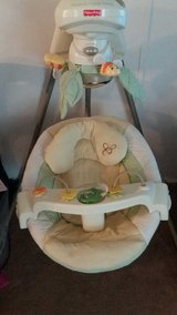 Fisher Price Baby Swing in Conroe, Texas