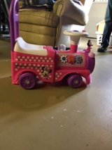 Minnie Mouse Toddler Push Toy in Great Lakes, Illinois