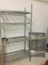 Garage Metal Shelving Units in Baytown, Texas