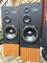 : ) KENWOOD TOWER SPEAKERS :  AWESOME SOUND !!! in Bolingbrook, Illinois