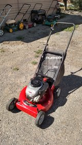 5hp 20 inch murray with bag in Alamogordo, New Mexico