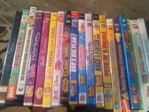 Bunch of DVDs in Camp Lejeune, North Carolina