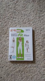WII Fit Plus Game in Camp Lejeune, North Carolina