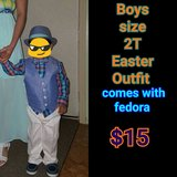 Boys 2T Easter Outfit in Fort Rucker, Alabama