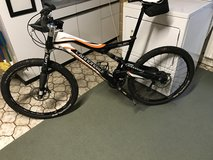 Cannondale Rush Full suspension Bike in Ramstein, Germany