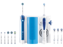ORAL-B Oxyjet 3000 Professional Toothbrush in Ramstein, Germany