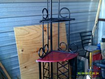 METAL CORNER SHELF in Alamogordo, New Mexico