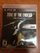 zone of the enders for ps3 in Okinawa, Japan
