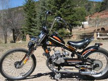 Schwinn Stingray OCC Chopper Bicycle MOTORIZED! in Alamogordo, New Mexico