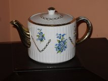 vintage ellgreave teapot-england in Chicago, Illinois