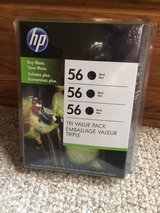 HP #56 Ink new in Fairfield, California