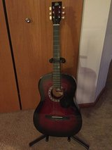 Rogue Children's Guitar with Stand in Morris, Illinois