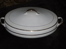 vintage KT&K serving dish w/lid in Batavia, Illinois