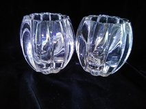 Crystal Tulip Votives in Fort Riley, Kansas