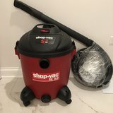 SHOP VAC 12-GALLON 5.0 HP WET/DRY UTILITY in Bolingbrook, Illinois