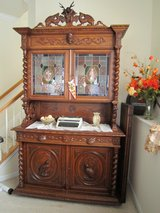 French/German antique buffet for more info please call or send email. in Bolling AFB, DC