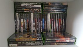 XBOX Bundle (console Cont. and Games) in Stuttgart, GE