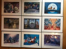 Disney framed pictures in Yorkville, Illinois