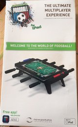 Foosball Table for iPad in Camp Lejeune, North Carolina