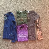 Women's Harley Davidson Shirt Lot in Travis AFB, California