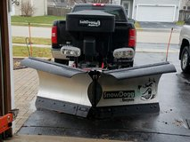 SnowDogg Plow& spreader in Joliet, Illinois